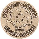 GC6HJCT - BOLIVIE