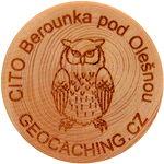 CITO Berounka pod Olesnou