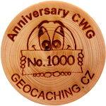 Anniversary CWG - No.1000