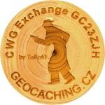 CWG Exchange GC23ZJH