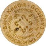 Série Knoflík - GC29NV3 (cle00291)