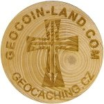 GEOCOIN-LAND.COM (Tribal Cross)