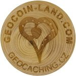 GEOCOIN-LAND.COM (Romantic Heart)