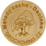 Melody cache - Dacinka
