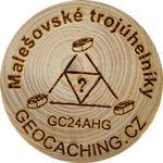 Malešovské trojúhelníky