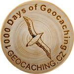 1000 Days of Geocaching