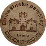 Domašínské památky - Brána (cle00692)