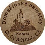 Domašínské památky - Kostel (cle00693)
