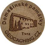Domašínské památky - Tvrz (cle00694)
