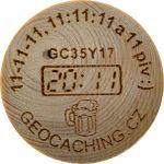 11-11-11, 11:11:11 a 11 piv :)