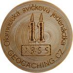 Olomoucká svíčková jedenáctka
