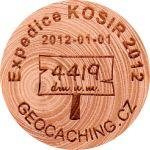 Expedice KOSIR 2012