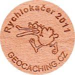 Rychlokačer 2011