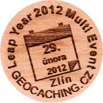 Leap Year 2012 Multi Event (Zlín) (cle00921)
