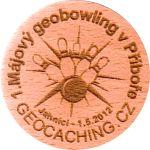 1. Májový geobowling v Příboře