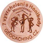 7 vyvrcholení s Honibody (Mount Vinson)
