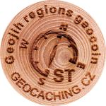 Geojih regions geocoin