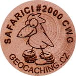 SAFARICI #2000 CWG