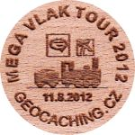 MEGA VLAK TOUR 2012