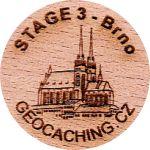STAGE 3 - Brno