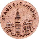 STAGE 6 - Pardubice