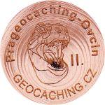 Prageocaching - Ovcin