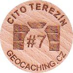 CITO TEREZÍN #7