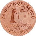 ZAHRADA OBĚŠENCŮ (cle01372)