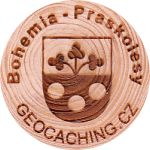 Bohemia - Praskolesy (cle01424)