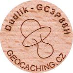 Dudlík - GC3P88H