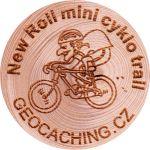 New Roll mini cyklo trail