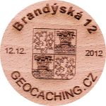 Brandýská 12
