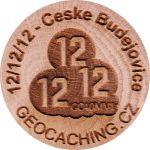 12/12/12 - Ceske Budejovice