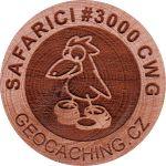 SAFARICI #3000 CWG