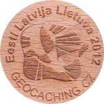 Eesti Latvija Lietuva 2012