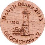 Dobyti Diany 2013
