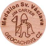 Medailon Sv. Václava
