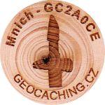 Mnich - GC2A0CE