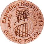 Expedice KOSIR 2013