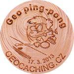 Geo ping-pong