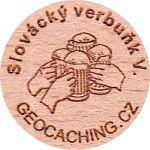 Slovácký verbuňk V. (cle01850)