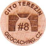 CITO TEREZÍN #8