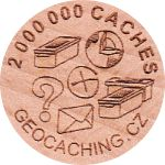 2 000 000 CACHES