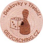 Deskovky v Třebíči