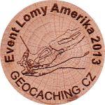 Event Lomy Amerika 2013