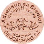 Adrenalin na Blanici (netopýří výzva)