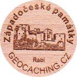 Západočeské památky (Rabi)