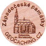 Západočeské památky (Katedrála sv. Bartoloměje)