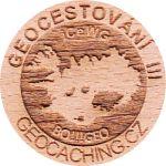 GEOCESTOVÁNÍ III