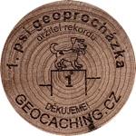 1. psí geoprocházka